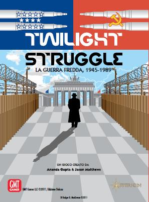 Scatola di Twilight Struggle